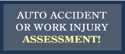 Complimentary Consult Injury Recovery Assessment